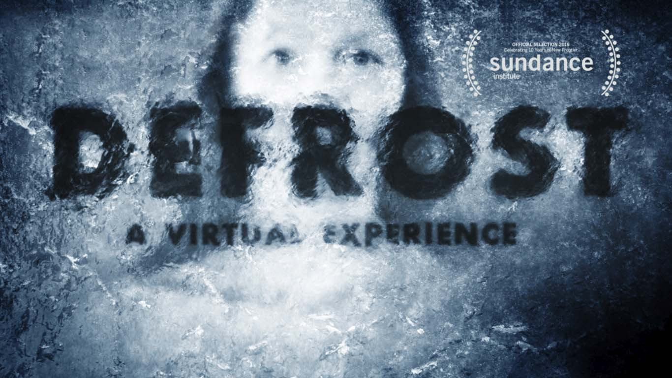 Movie cover DEFROST VR experience