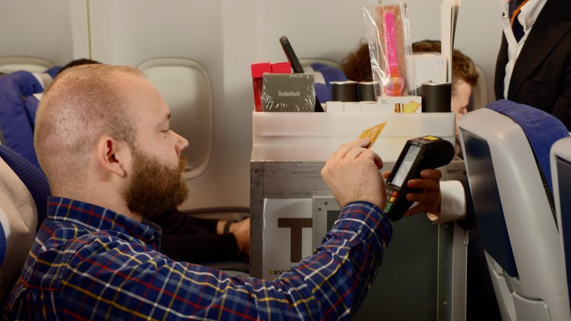 airline virtual reality inflight entertainment platform
